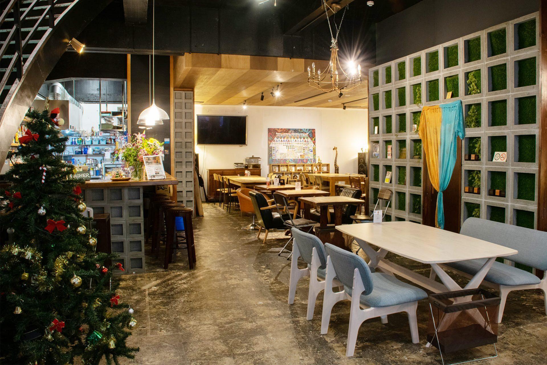 沖縄市「Arcade Resort Okinawa HOTEL & CAFE」