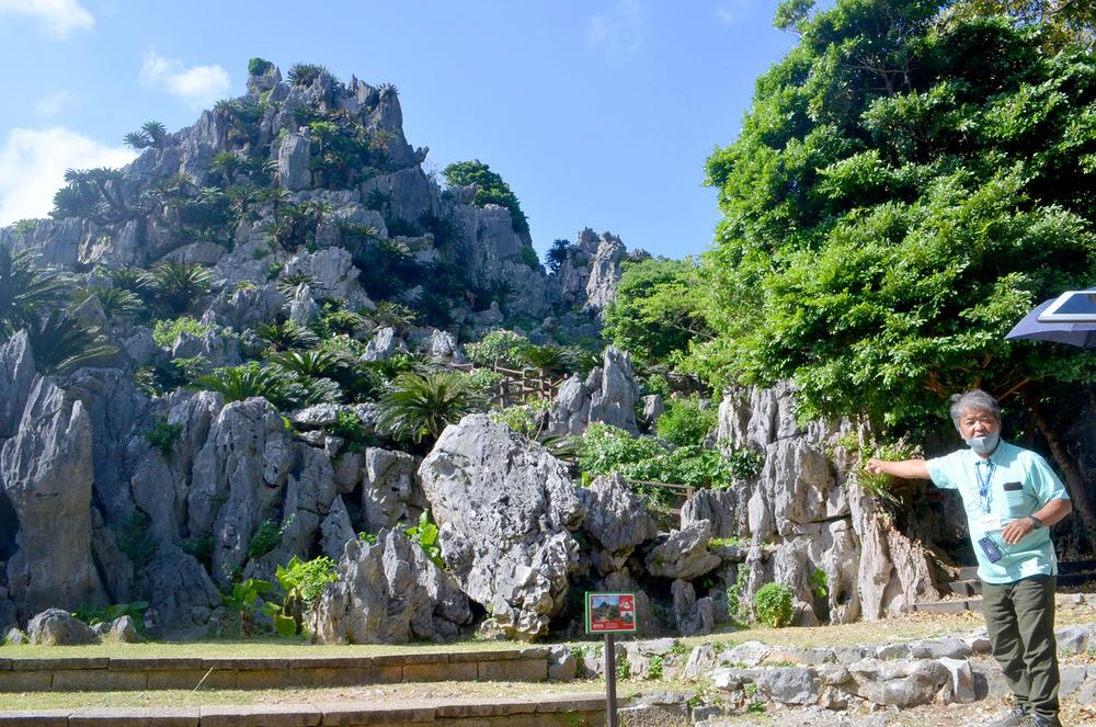 大石林山 国頭村 沖縄 北部 観光 おすすめ 旅行 スポット 地