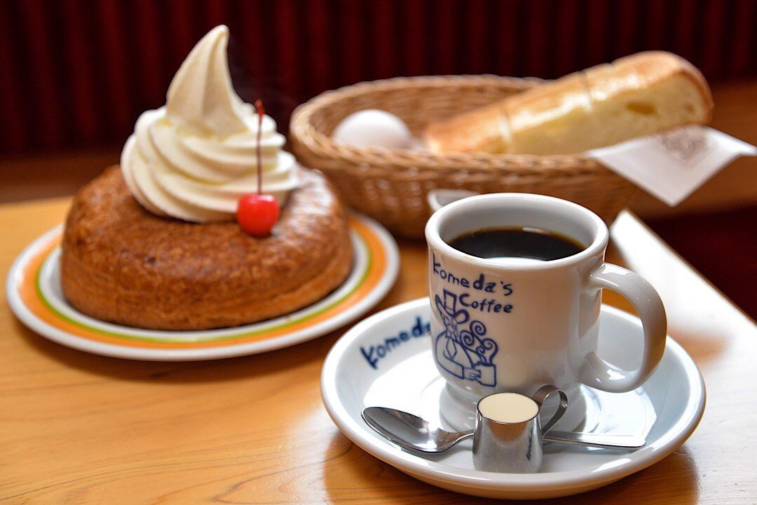 コメダ珈琲店 沖縄北谷58号店 北谷 コーヒー カフェ おすすめ 沖縄