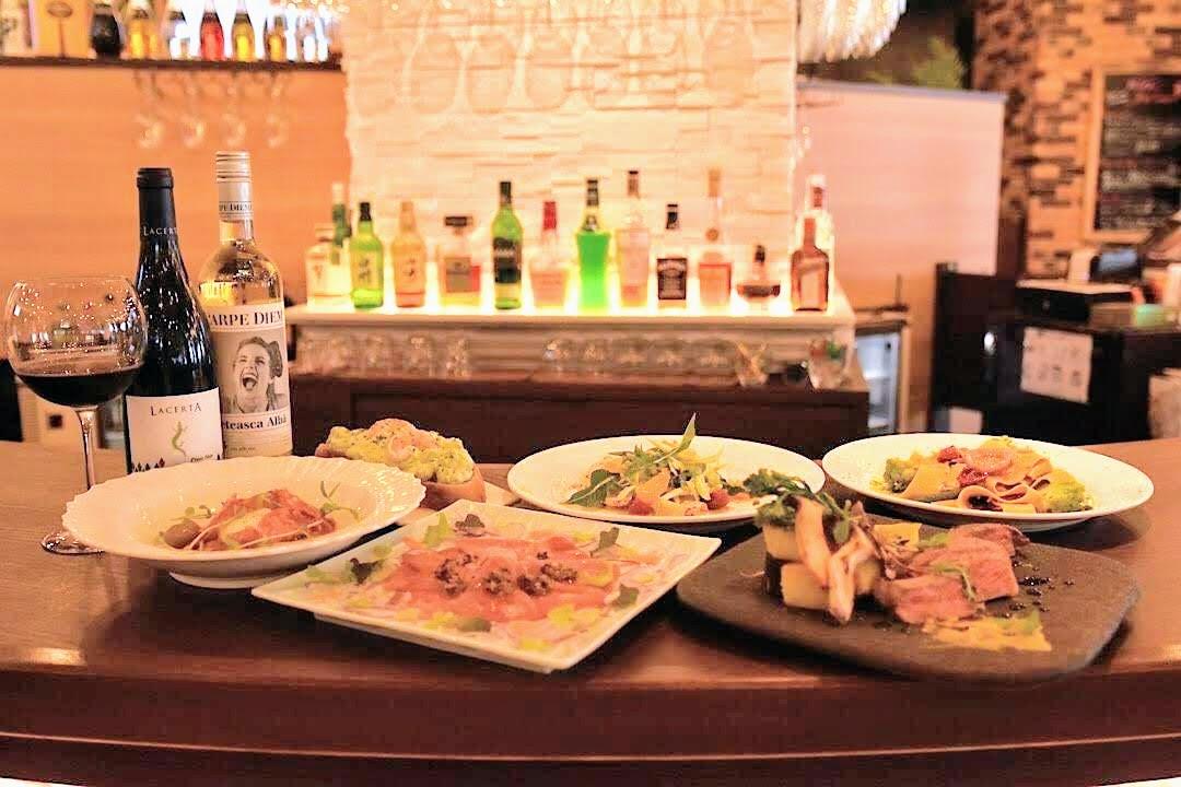 SOLiS GRANDE ソリスグランデ 沖縄 北谷 イタリアン レストラン