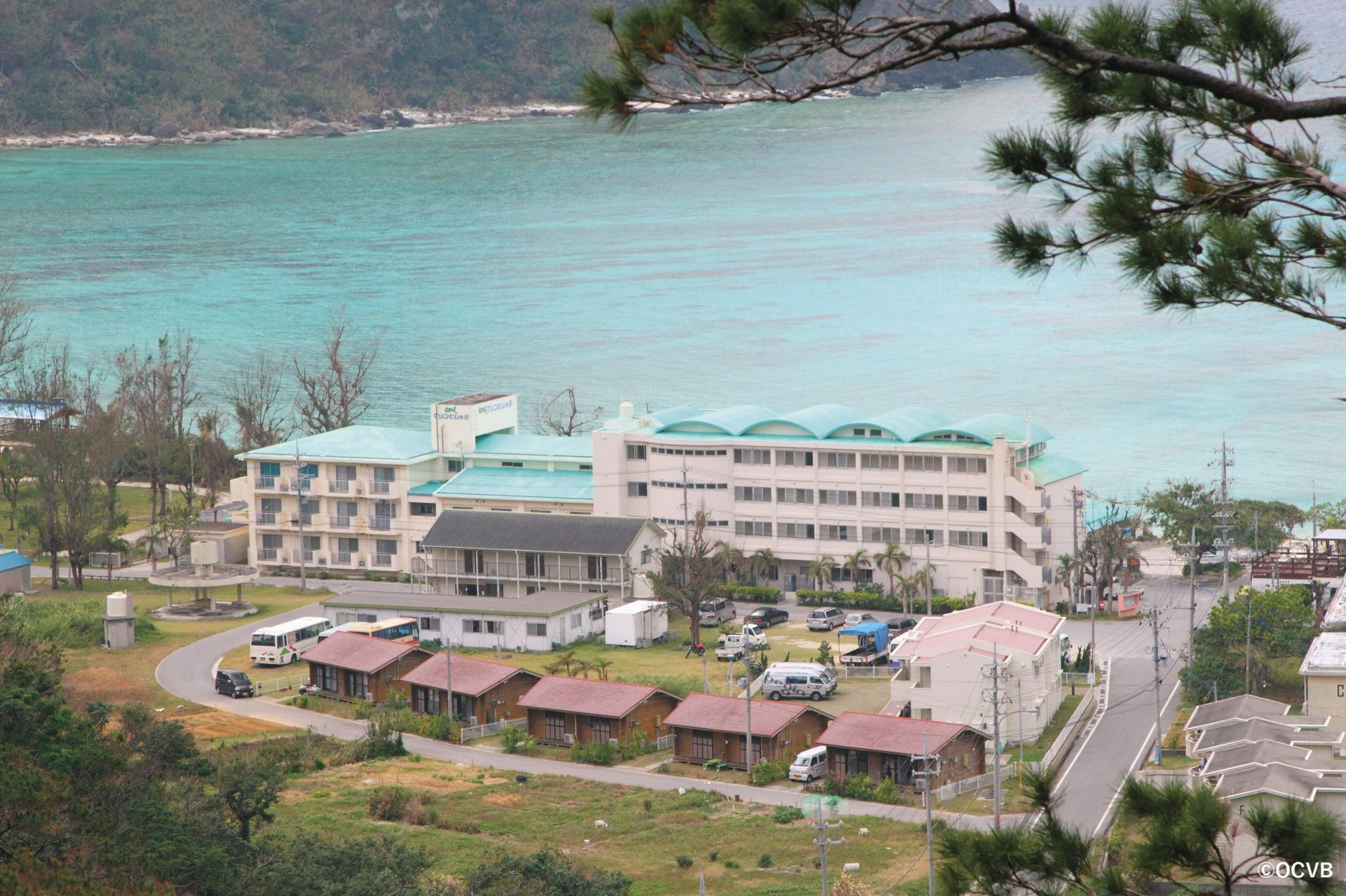 渡嘉敷島 おすすめ ホテル 宿泊 とかしくマリンビレッジ