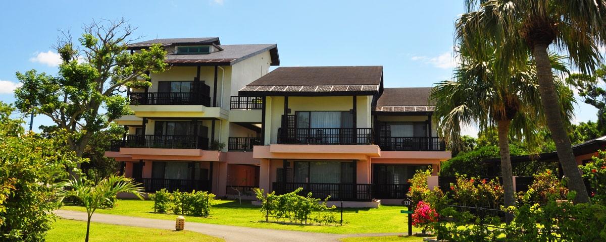オクマ プライベートビーチ&リゾート 沖縄 コテージ ホテル 宿泊 旅行 家族