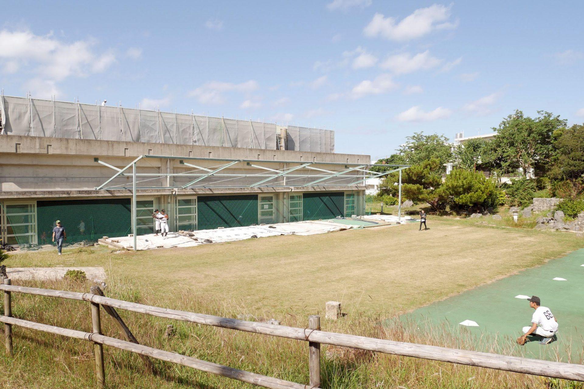 ヤクルト スワローズ 野球 沖縄 春季 キャンプ 浦添市