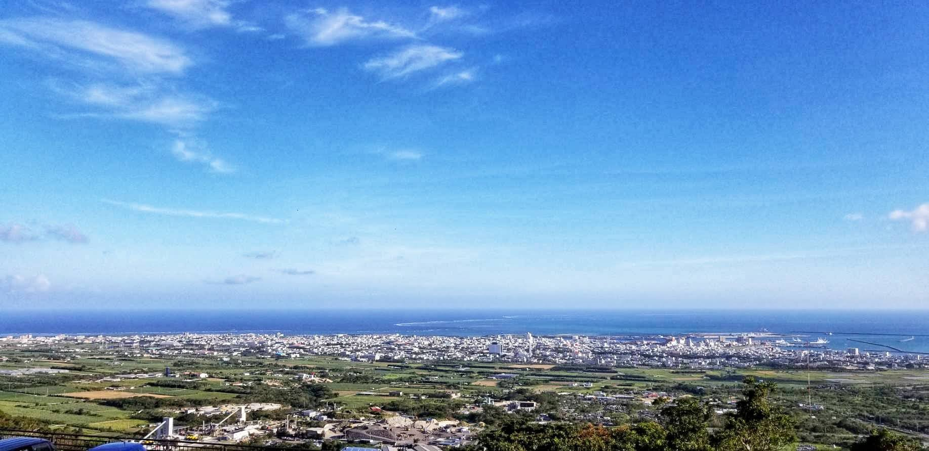 バンナ公園 石垣島 絶景 スポット 沖縄 離島 観光 旅行 景色 風景