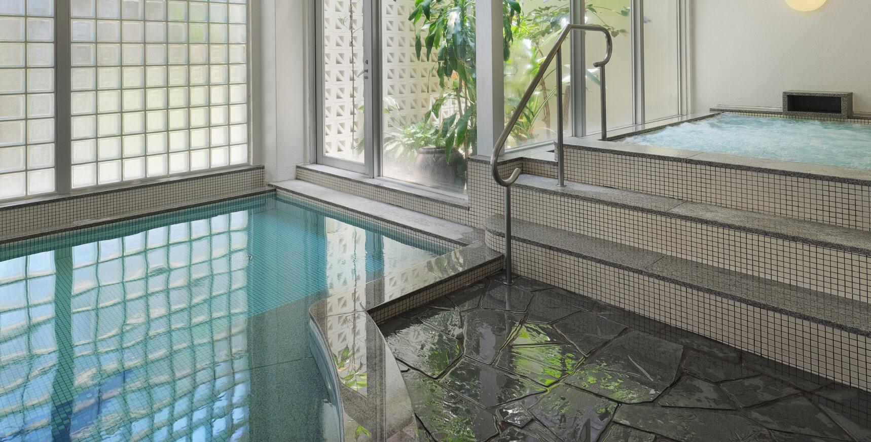 大浴場 恩納村 ホテル ANA インター コンチネンタル 万座 ビーチ リゾート