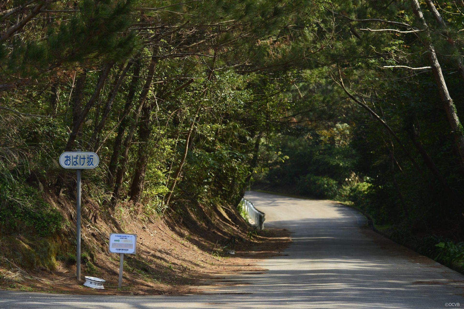 久米島 旅行 おばけ坂