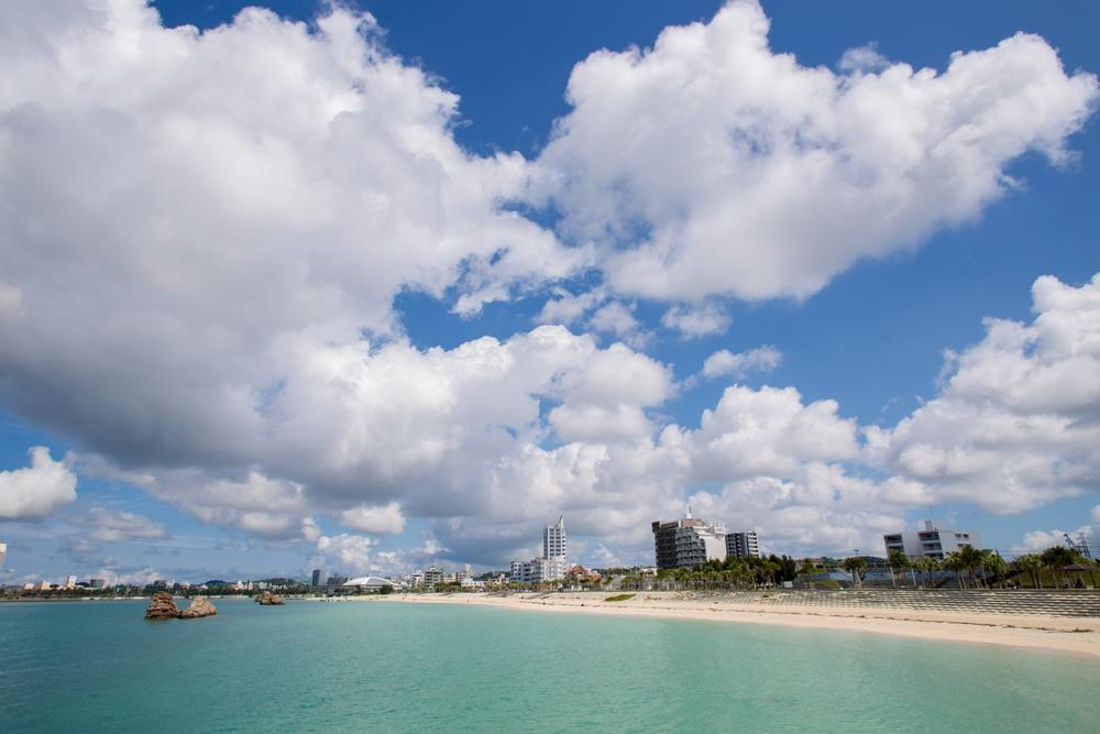 アラハビーチ 北谷町 沖縄 おすすめ ビーチ 離島 旅行