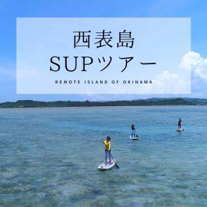 西表島 SUP ツアー