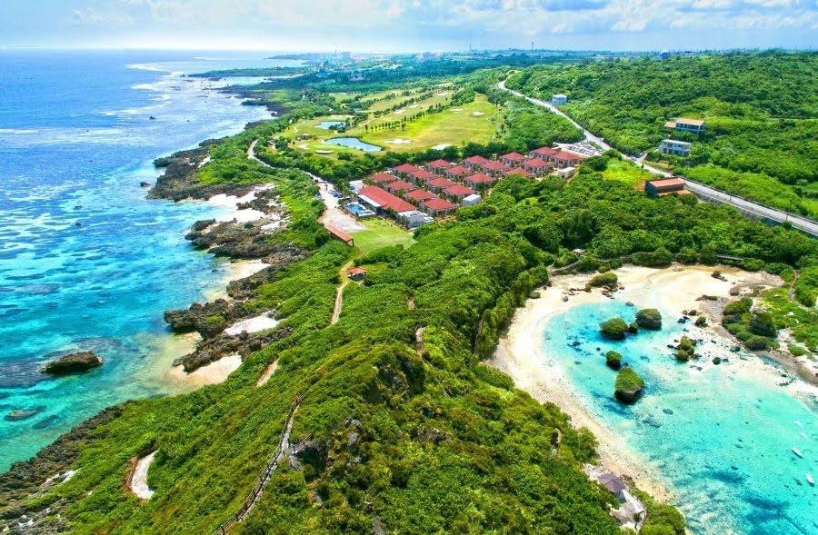 アラマンダ インギャーコーラルヴィレッジ 沖縄 コテージ ホテル 宿泊 旅行 家族