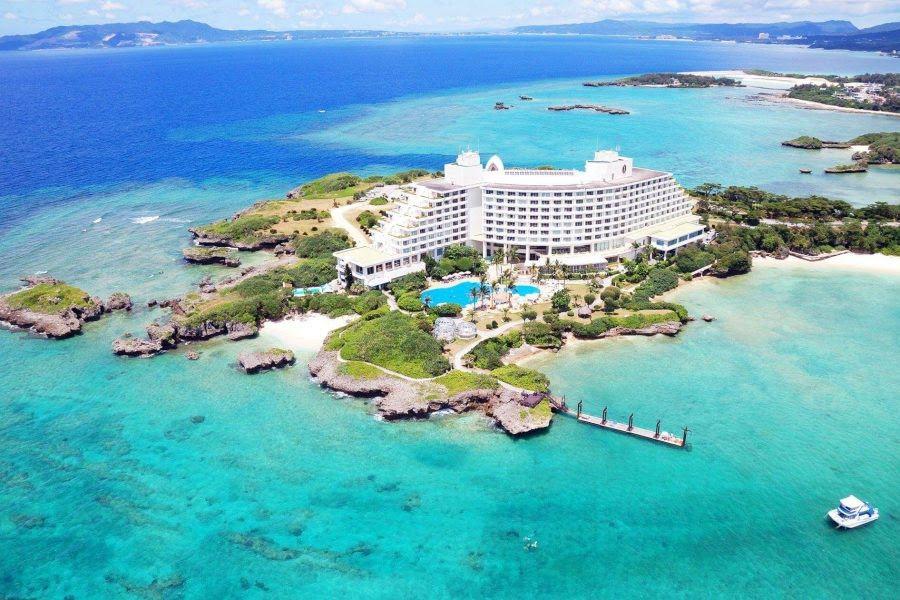 恩納村 ホテル ANA インター コンチネンタル 万座 ビーチ リゾート
