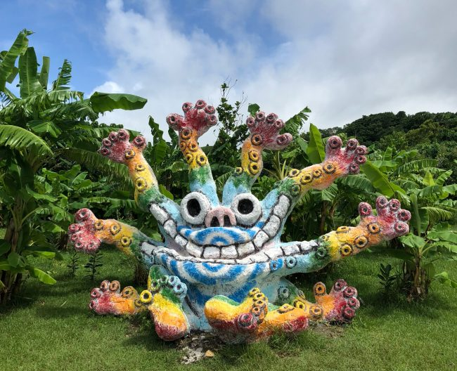 米子焼工房 石垣島 観光 スポット おすすめ 人気 名所 沖縄 旅行