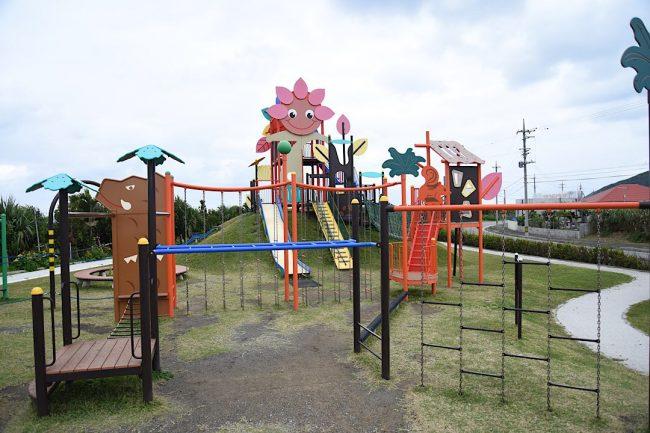 結の浜公園 大宜味村 沖縄 子供 遊び場 子ども 子連れ 家族