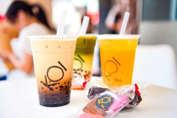 キラキラ輝くタピオカと 50嵐の美味しいお茶に「KOI」をする!? 那覇市牧志のKOI Thé(コイティー) イメージ