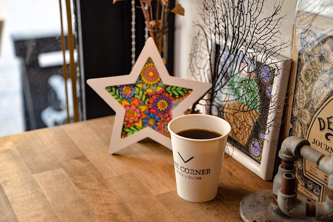THE CORNER COFFEE&BEANS