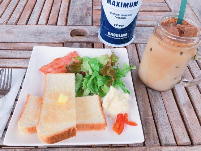 BBcoffee 沖縄市 沖縄 モーニング 朝食 カフェ