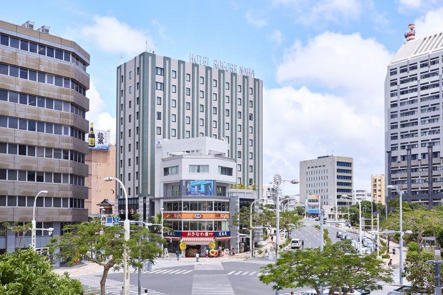 ホテル ロコア ナハ 那覇市 沖縄 ホテル 国際通り