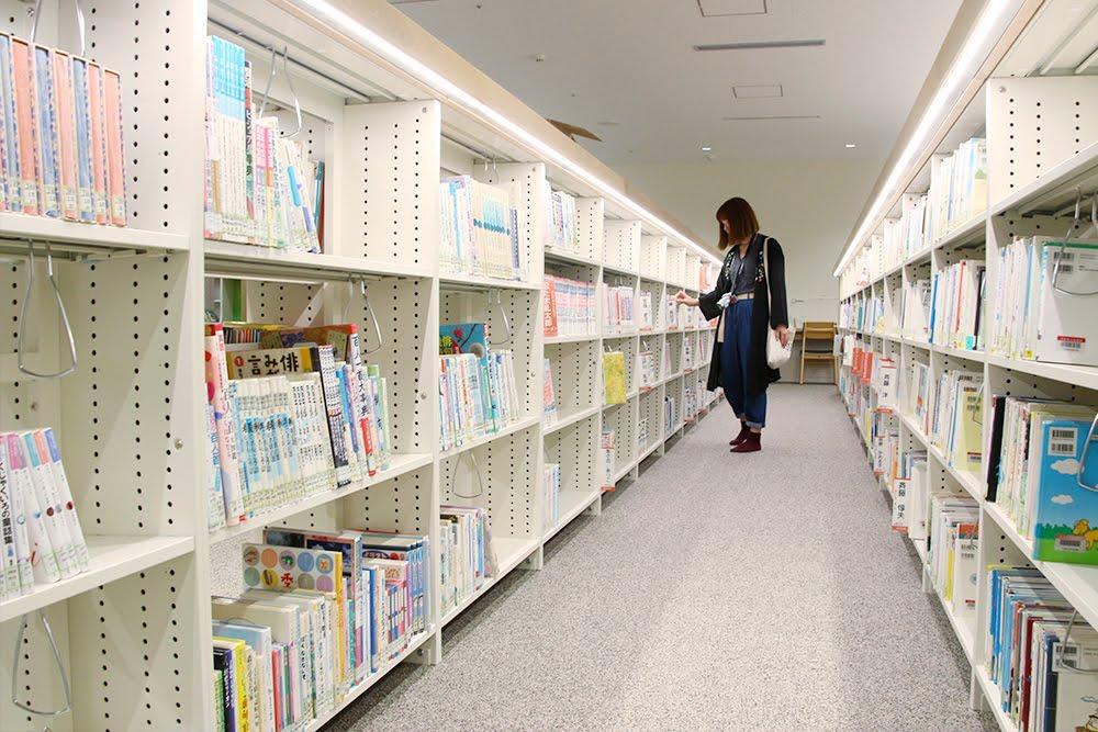 子ども読書活動推進エリア