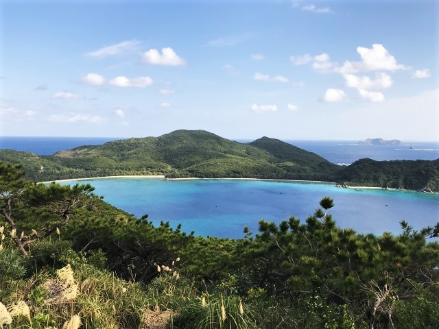 座間味島 観光 沖縄 離島 旅行 おすすめ 高月山展望台