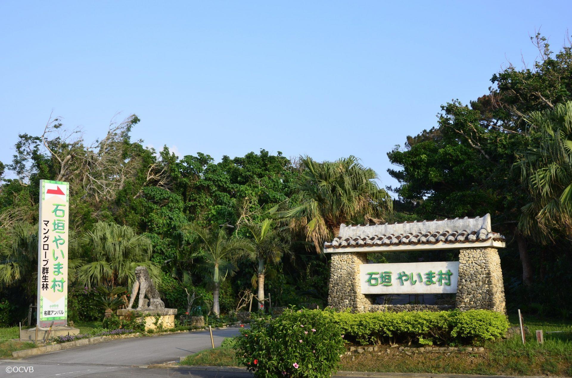 石垣やいま村 石垣島 観光 スポット おすすめ 人気 名所 沖縄 旅行