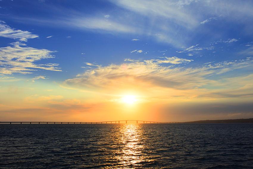 トゥリバーサンセットビーチ 宮古島 観光 スポット おすすめ 沖縄 旅行