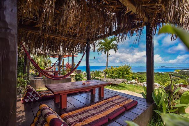 亜熱帯茶屋 ハンモック カフェ 夏 9月 10月 値下げ 安い 安く 沖縄 旅行 お得 安価