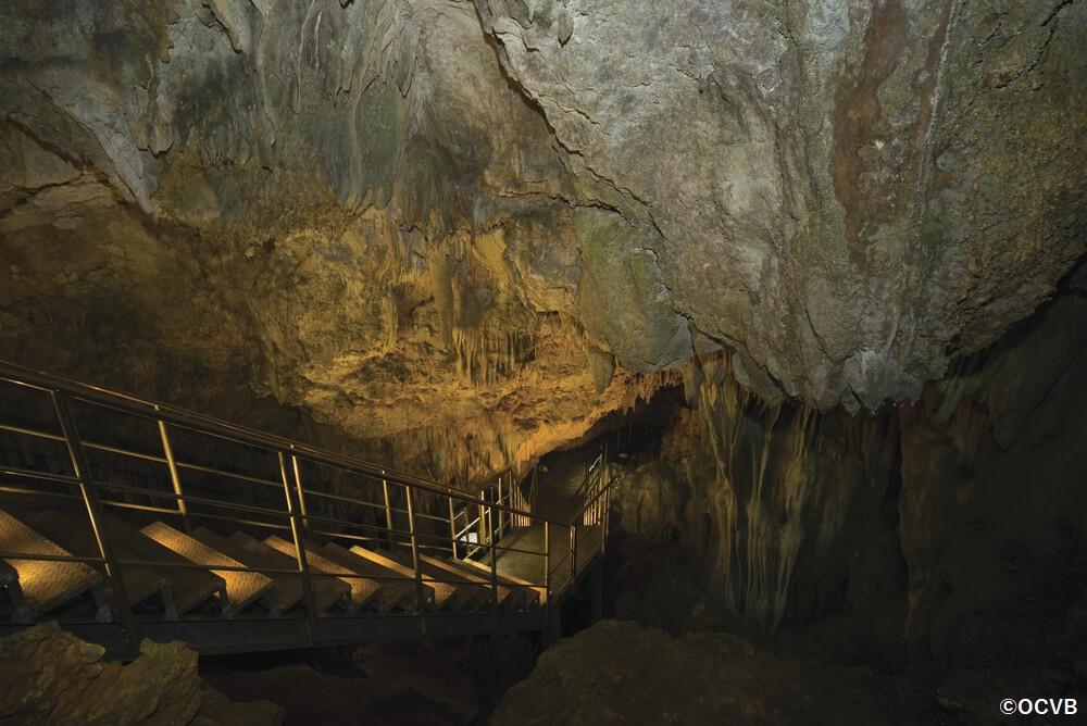 沖縄 鍾乳洞 洞窟 歴史 自然 旅行 観光 洞寺鍾乳洞公園 粟国島