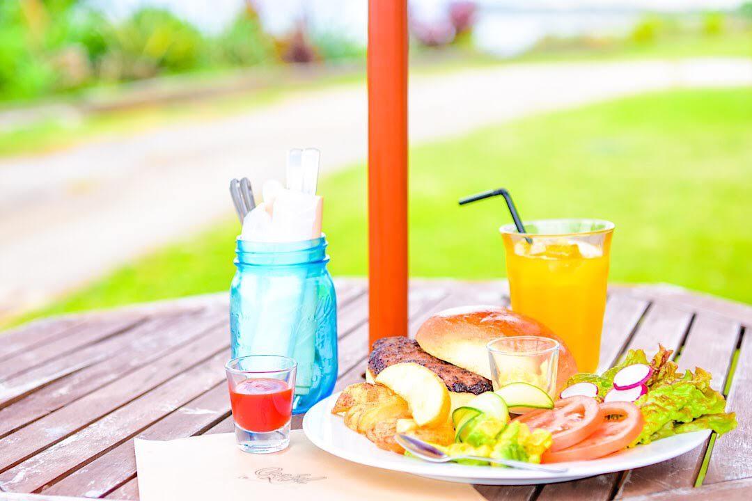Capful うるま市 沖縄 モーニング 朝食 カフェ