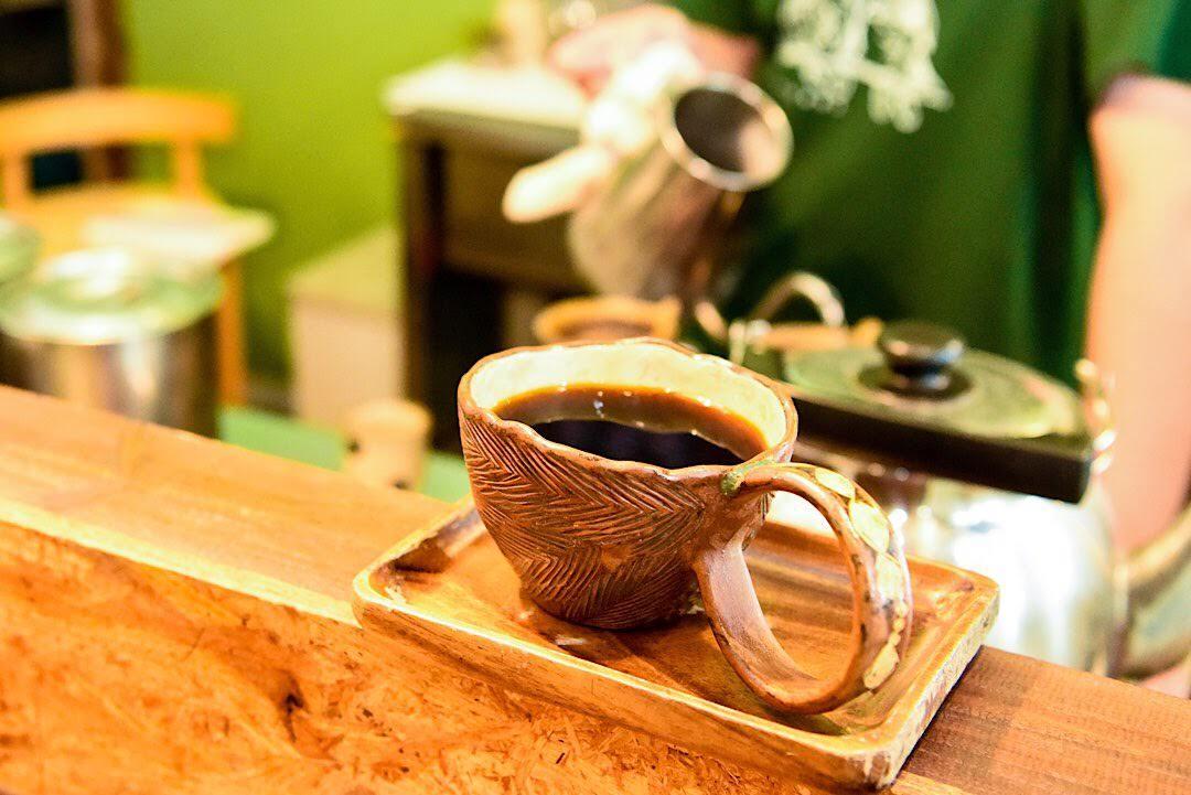 自家焙煎珈琲みちくさ 本部町 沖縄 コーヒー おすすめ