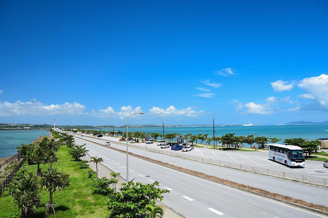 沖縄 観光 名所 海中道路 うるま市