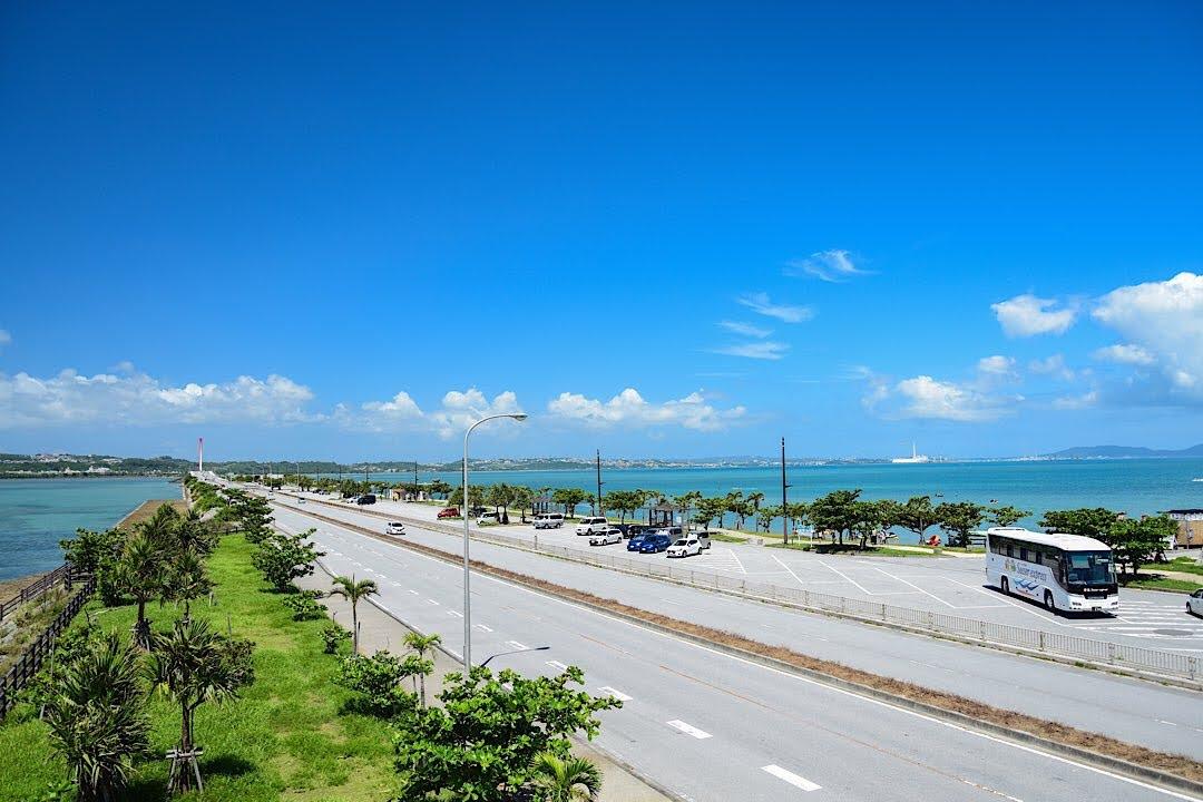 海中道路 うるま市 観光 旅行 沖縄