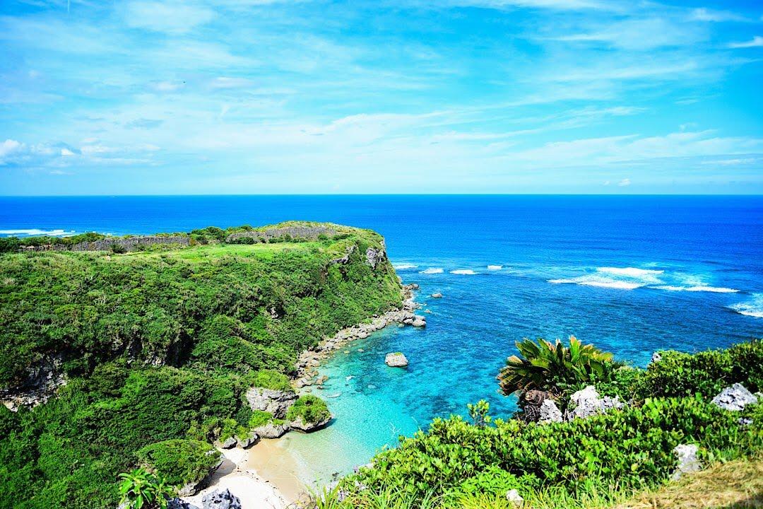 果報バンタ うるま市 宮城島 沖縄 景色 絶景 スポット