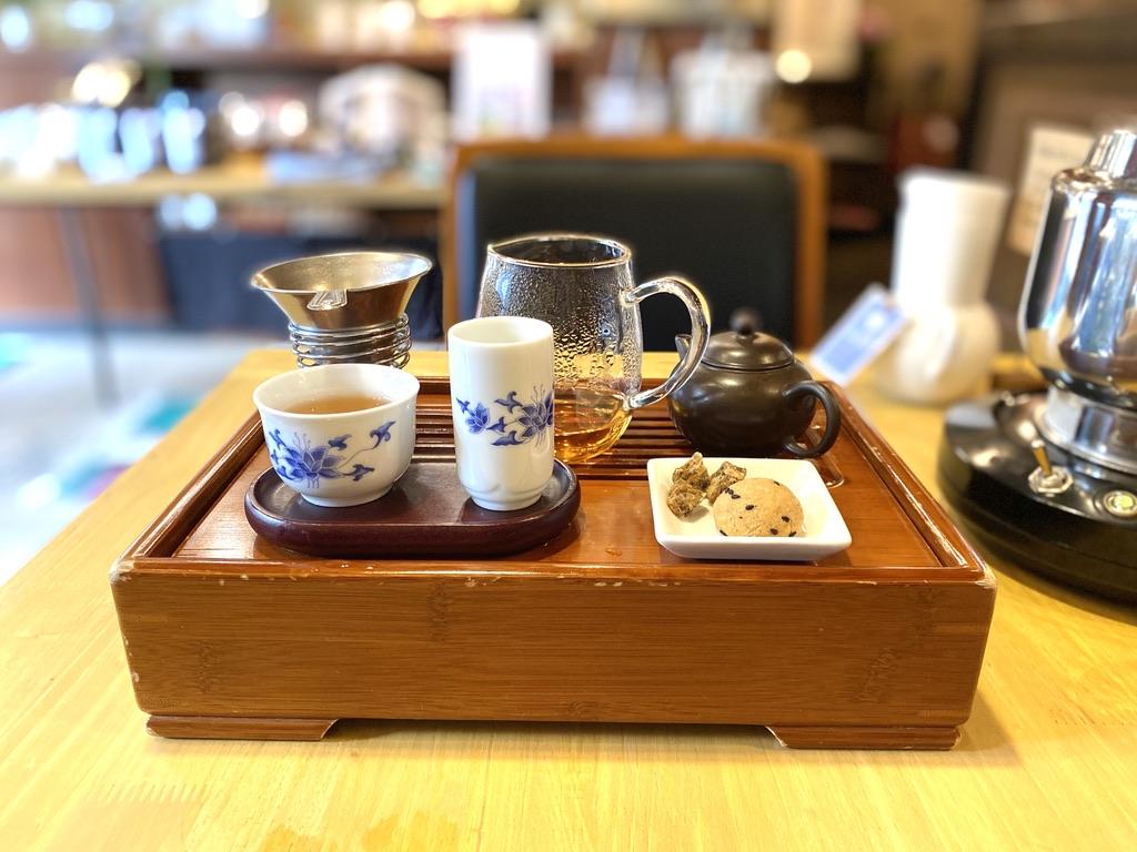 沖縄 那覇 カフェ 流求茶館 台湾