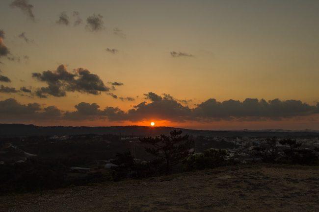 座喜味城跡 沖縄 景色 絶景 スポット