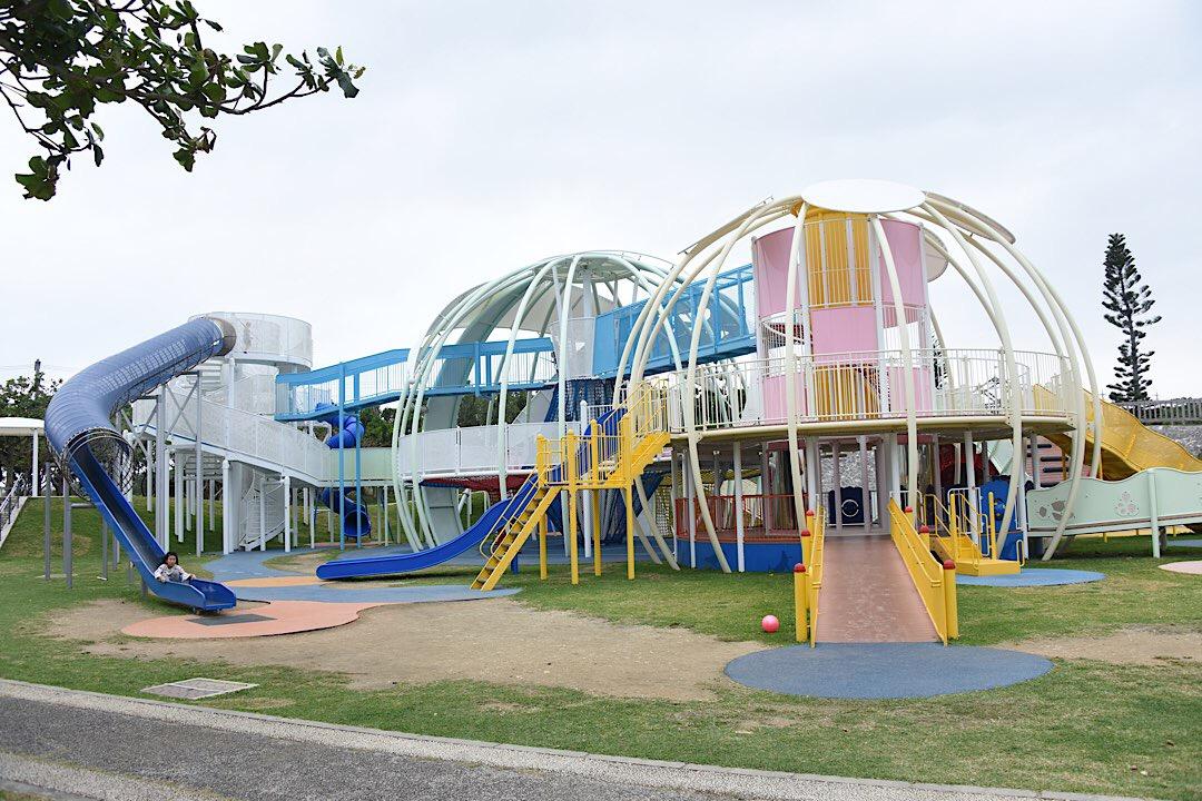 平和祈念公園 子供の広場 糸満市 沖縄 子供 遊び場 子ども 子連れ 家族