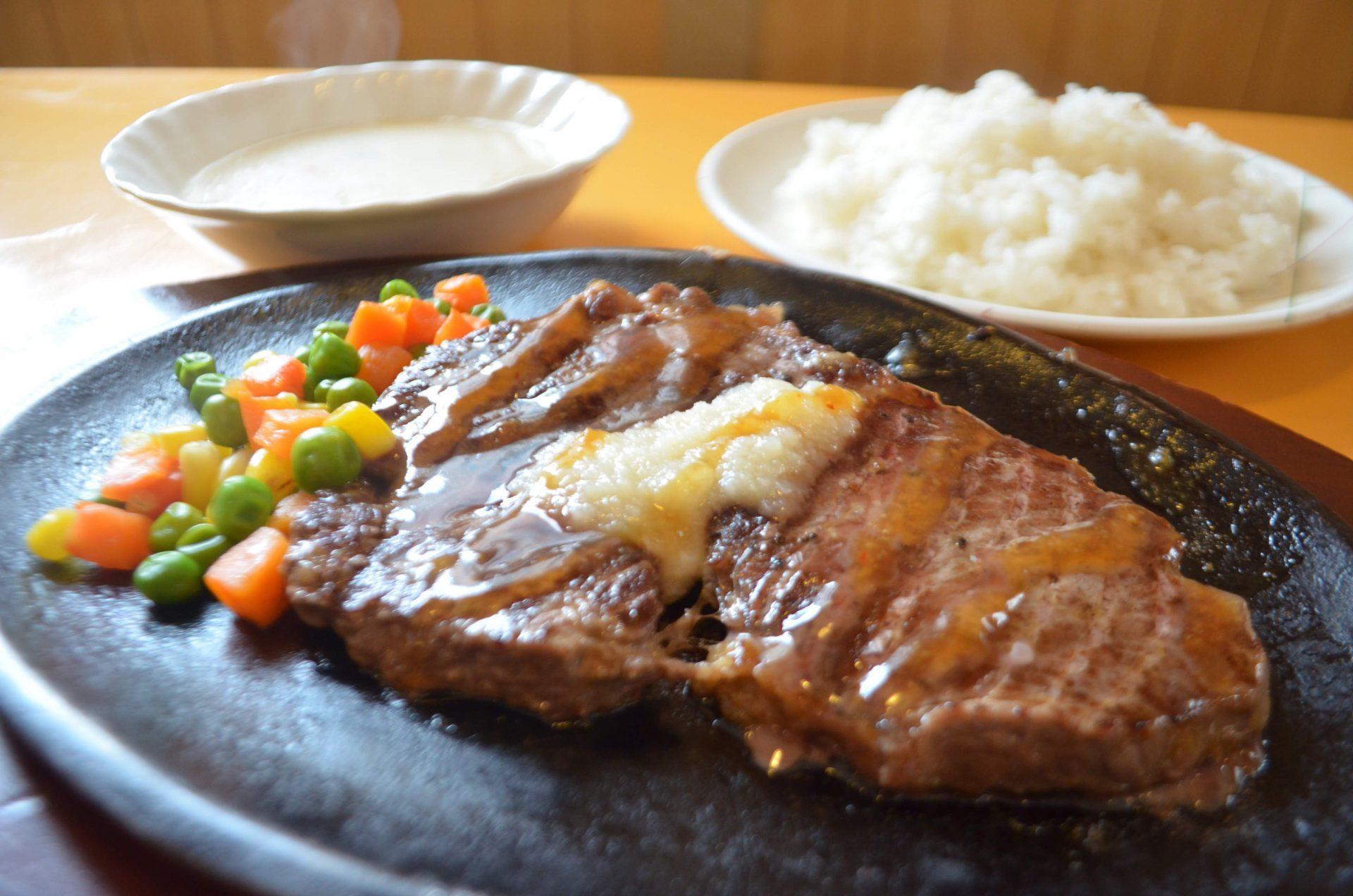 沖縄 ステーキ おすすめ レストラン海洋 名護市