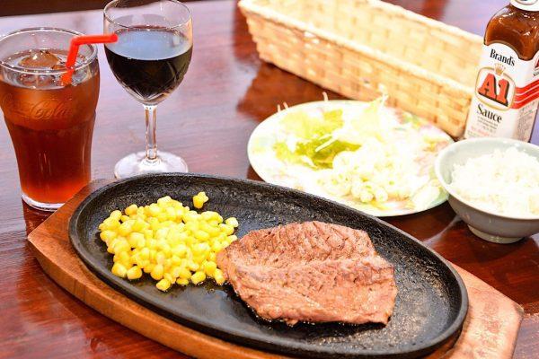 いつでもステーキが食べられる!? 安くて美味い!柔らかい! 沖縄市の「サンライズレストラン」 イメージ
