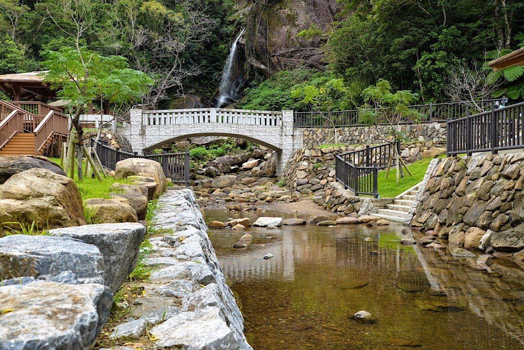 轟の滝公園 名護市 沖縄 子供 遊び場 子ども 子連れ 家族