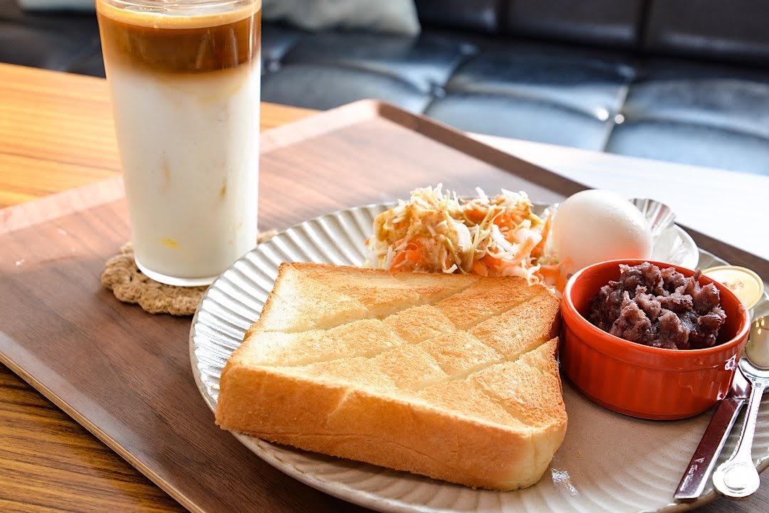 ニュー・キタナカ 北中城村 沖縄 モーニング 朝食 カフェ
