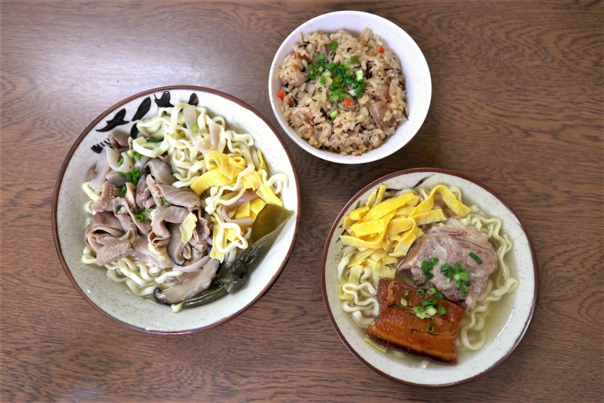 浜屋そば 沖縄そば 北谷町 ランチ 昼ご飯 おすすめ 沖縄