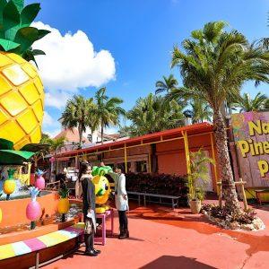 名護市 ナゴパイナップルパーク 沖縄 旅行