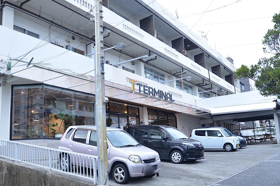 TERMINAL 浦添 カフェ 沖縄