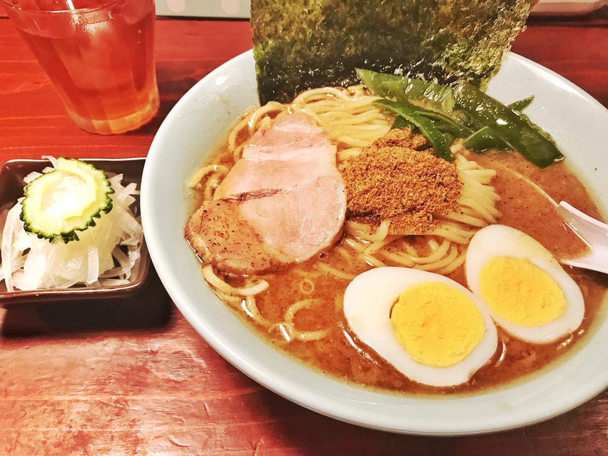 つけ麺SAKURA 那覇 夜 ご飯 おすすめ ディナー 沖縄 グルメ