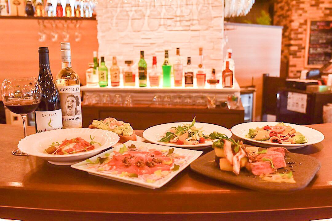 沖縄 イタリアン 北谷 レストラン ランチ ディナー SOLiS GRANDE ソリス グランデ