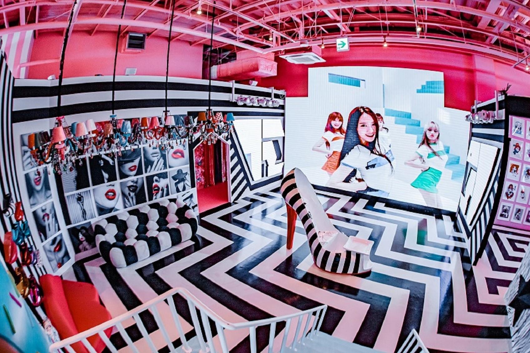 イーアス沖縄豊崎 iias ステムリゾートひたすら可愛いミュージアム