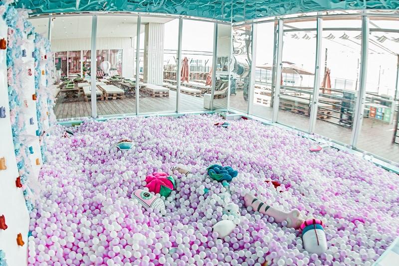 ボールプール イーアス沖縄豊崎 iias ステムリゾートひたすら可愛いミュージアム