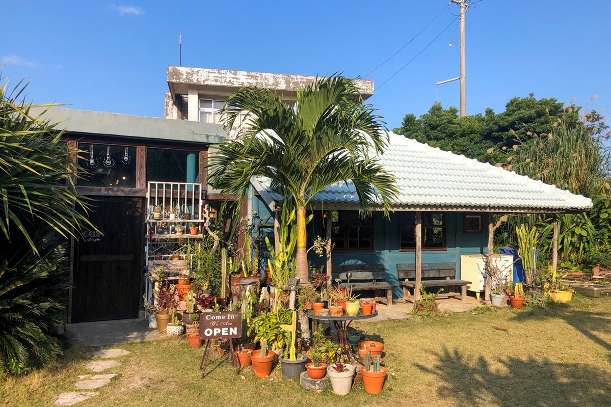 CALiN カラン 名護市 沖縄 人気 カフェ