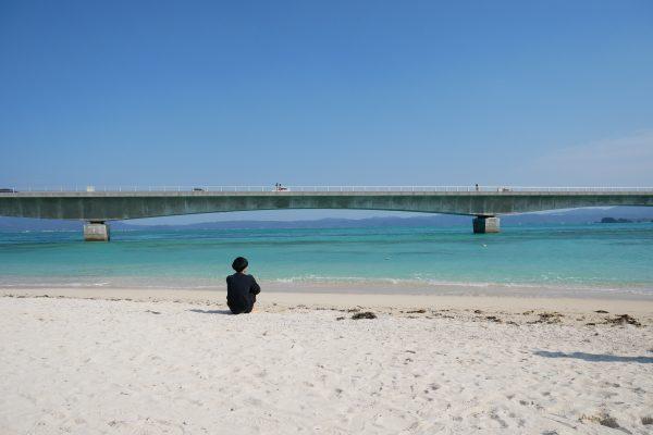 カップルが多く訪れる、今帰仁村の「古宇利島」!主要のビーチ4カ所を独り身が紹介します イメージ