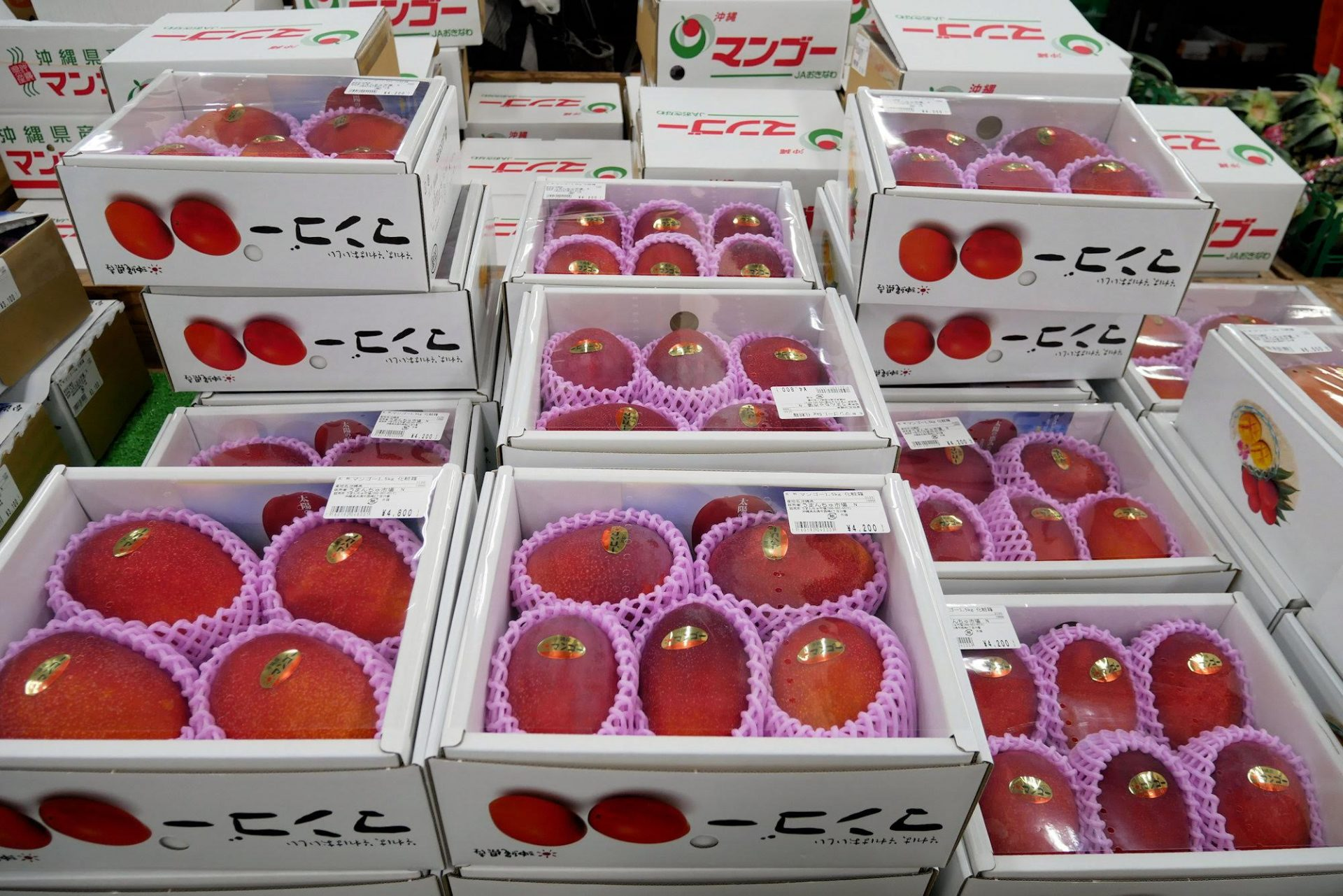 マンゴー うまんちゅ市場 糸満 ファーマーズマーケット