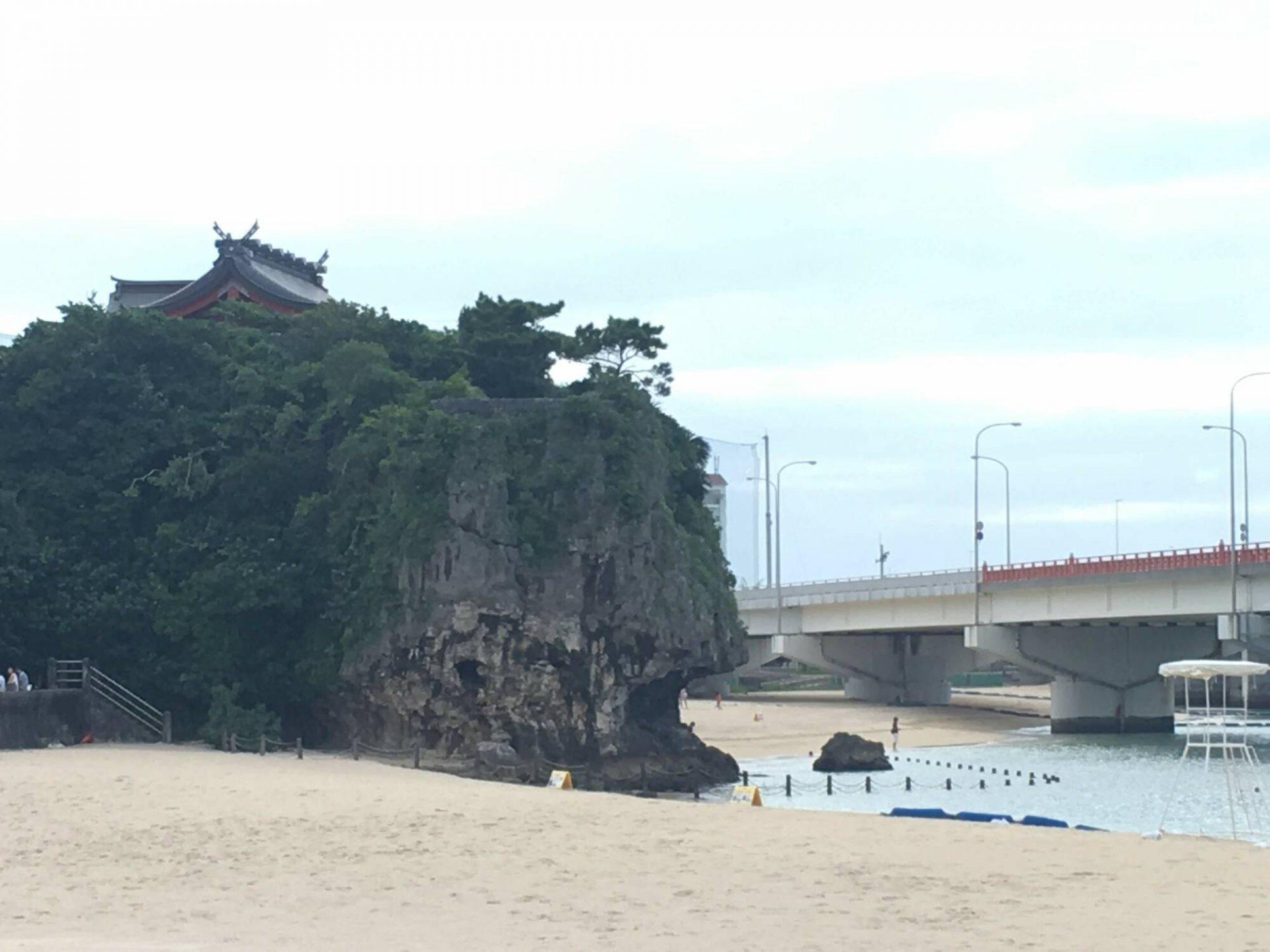 波上宮 那覇市 琉球八社 神社 歴史 御朱印巡り