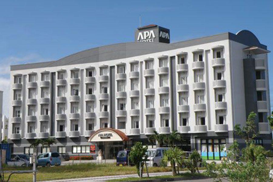 アパホテル石垣島 石垣島 ビジネス ホテル 出張 観光 ひとり旅 旅行 沖縄 離島